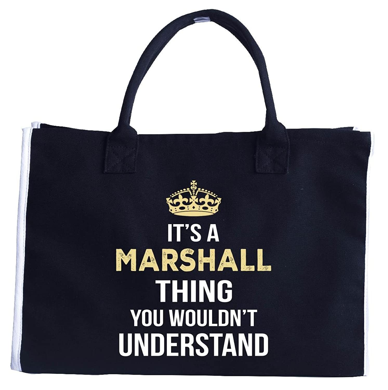 It's A Marshall Thing You Wouldn't Understand - Fashion Customized Tote Bag