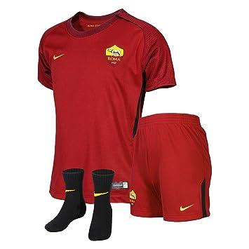 Nike performanceas ROM Home Juego – Camiseta Deportiva – Team Crimson/University Gold