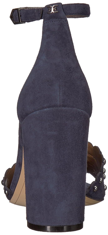Frauen Sandalen Mit Absatz - Marineblau - Absatz Inky Navy 4ca7cc