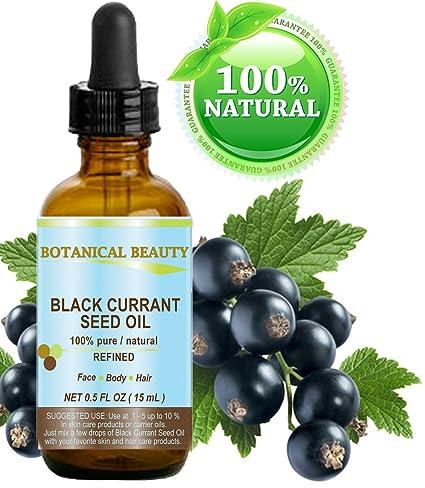 Olio di semi di ribes nero 100% Puro   Naturale   Non diluito   Raffinato  Pressato A Freddo ... 609a20e1ace