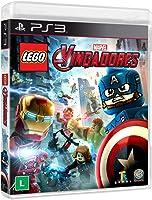 Lego Marvel Vingadores - PlayStation 3