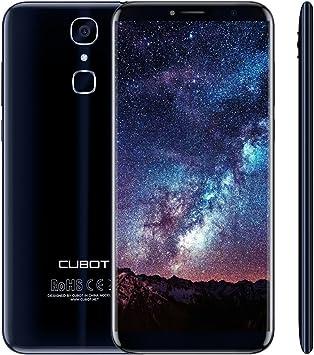 CUBOT X18 4G Smartphone - Pantalla HD de 5.7 Pulgadas, Relación de ...