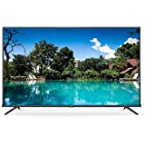 TCL 55 Inch 4K-UHD Android AI-in Smart LED TV - L55T8MUS - Metallic frame