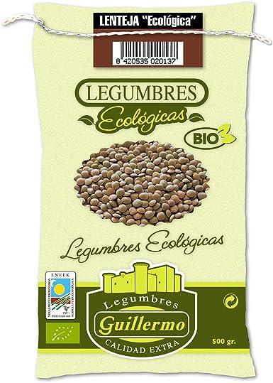 Guillermo Lentejas Pardina Franciscana Ecológicas Gourmet BIO ...