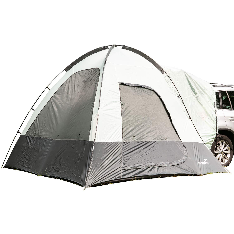 mosquiteras en Todas Las Aperturas Suelo Cosido en Forma de ba/ñera 4 Personas Tienda Avance para Furgonetas de Camping 300 x 300 x 220cm skandika Pitea SUV