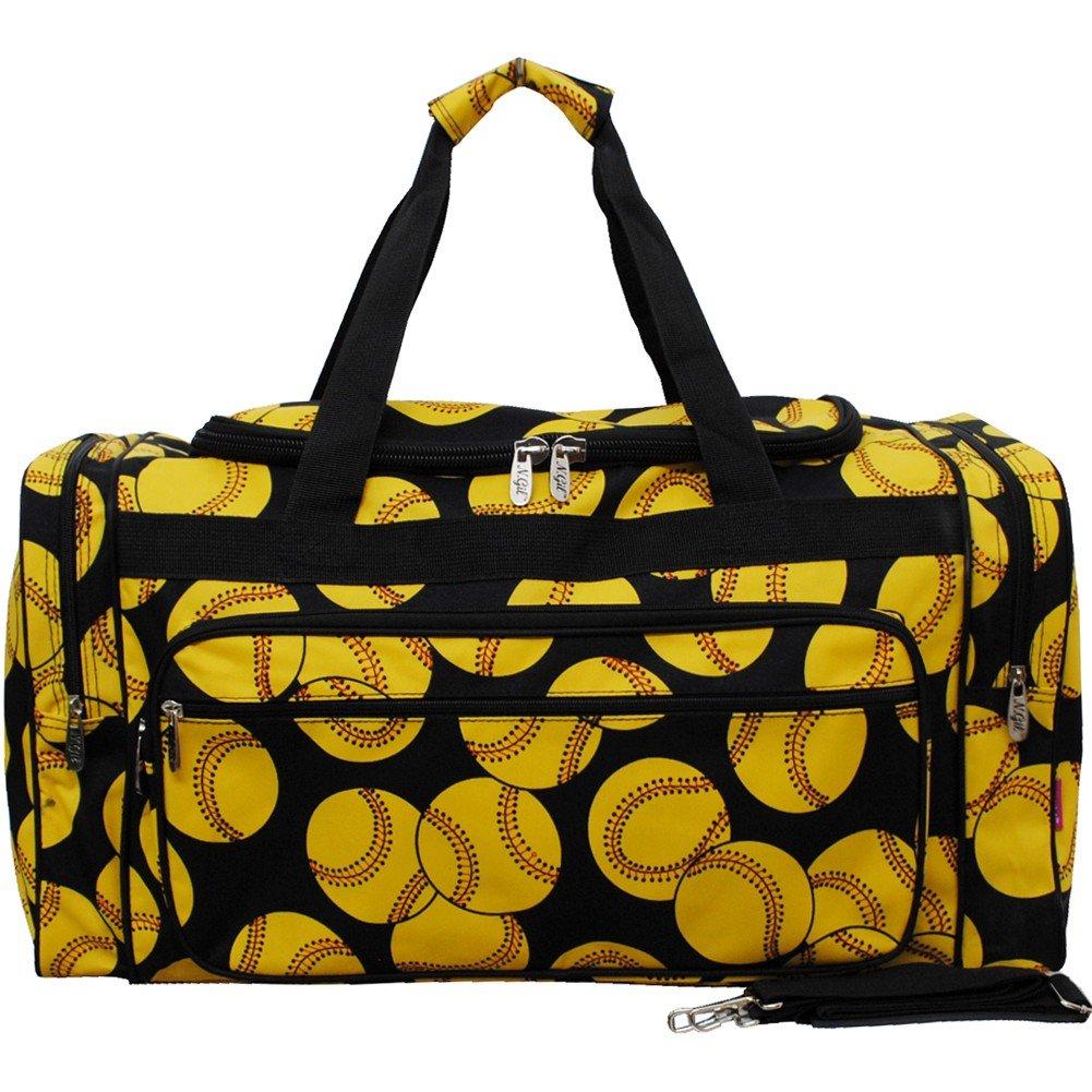 Travel Sport Themed Prints NGIL 23 Gym Carry on Duffle Bag Cheer Dance