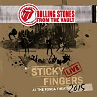 The Rolling Stones: From The Vault - Sticky Fingers Live At The Fonda Theatre [DVD+CD]