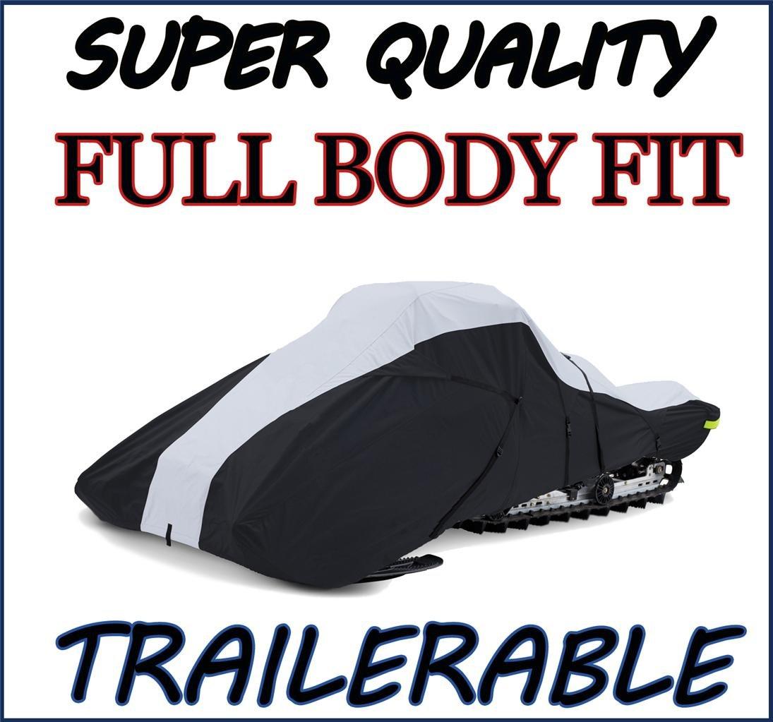Super Quality Full Fit Snowmobile Sled Cover fits Polaris 550 IQ Shift 2009 2010 2011 2012 2013