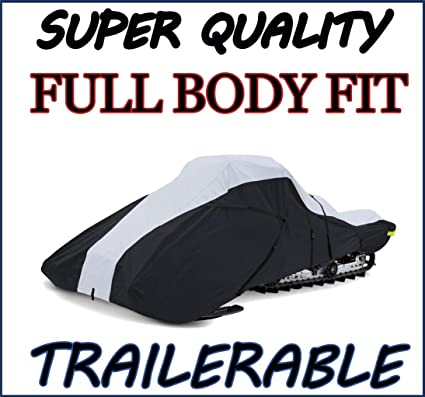 Super Quality Trailerable Snowmobile Sled Cover fits Ski-Doo Summit X E-TEC 800R 146 2011 2012 2013 2014