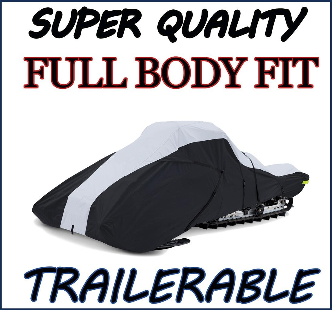 Super Quality, Full Fit Snowmobile Sled cover fits Arctic Cat Mountain M7 EFI 141 2005 2006 by SBU