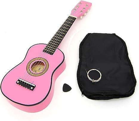 ts-ideen 5245 - Kit de guitarra acústica (tilo americano), color ...