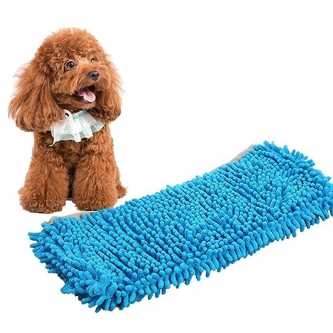 Hony Albornoz para Perro Mascota Toalla de Baño - Secado Rápido Hidrófugo Toalla Súper Absorbente para Perros y Gatos: Amazon.es: Ropa y accesorios