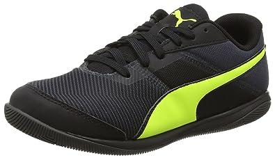 Puma Nevoa Lite v3 F6 - Chaussure de Football - Mixte Adulte - Noir (Black 06) - 38 EU (5 UK) jA5F62bmbm