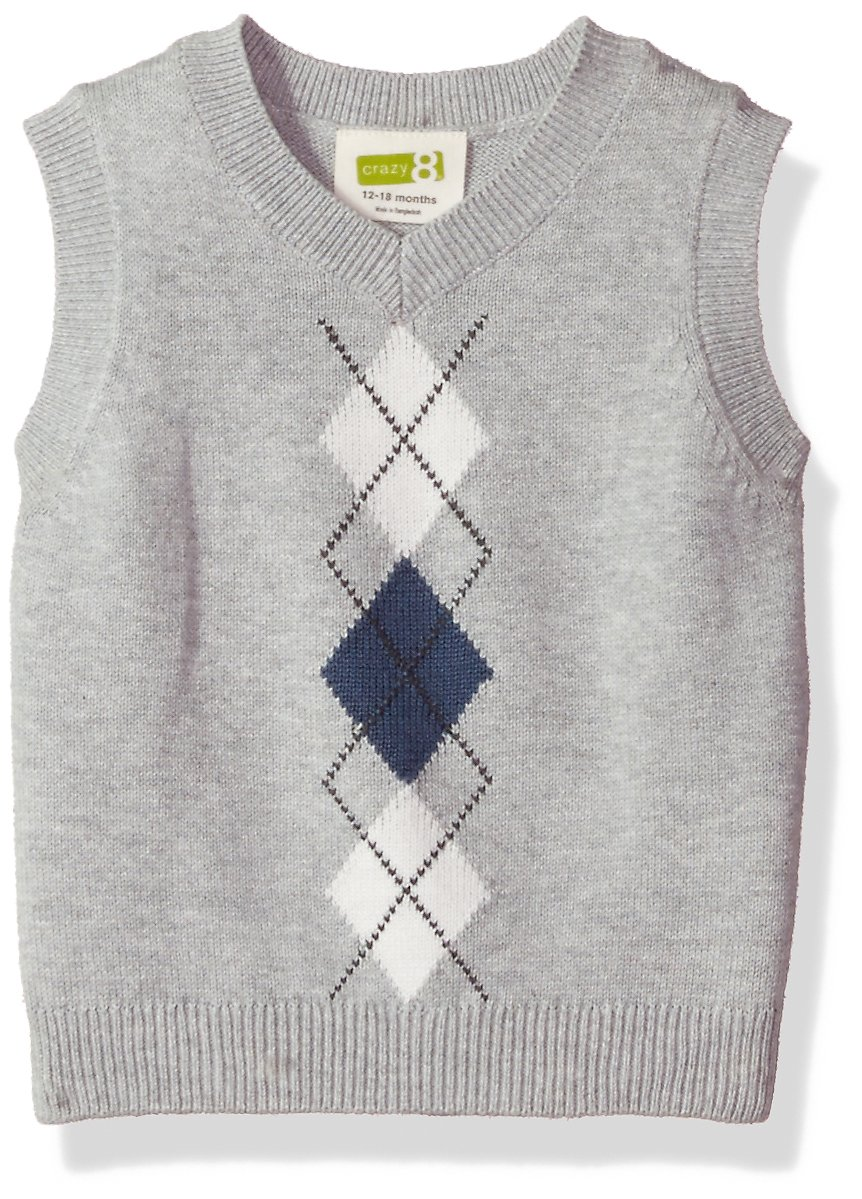 Crazy 8 Boys' Sweater Vest 140156614