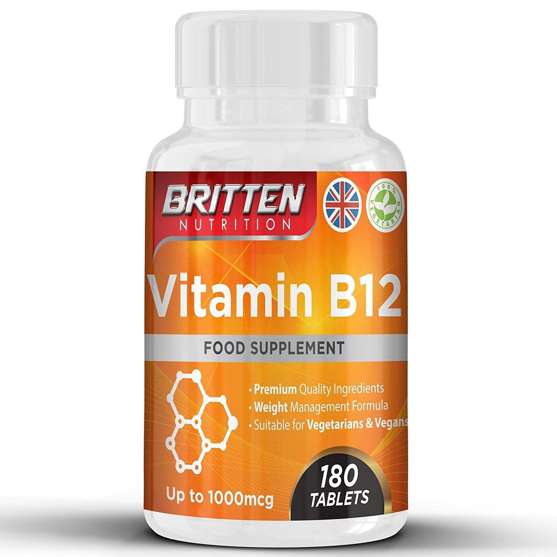 B12 für Gewichtsverlust Pillen