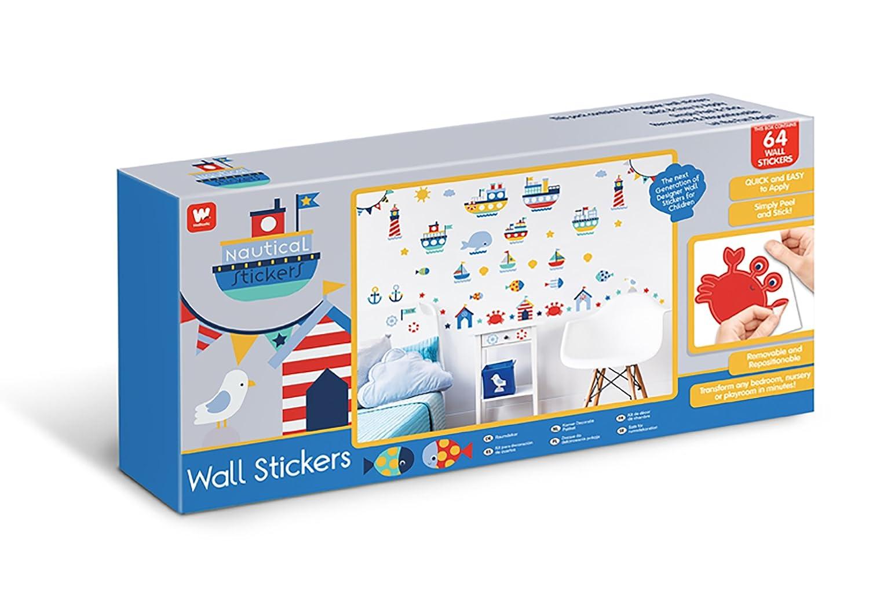 Nautical Wall Stickers