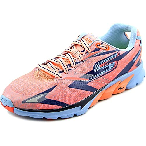 2f180c58fbeb Skechers Women s 13995 Colb Lace-Up Flats orange Orange  Amazon.co.uk  Shoes    Bags
