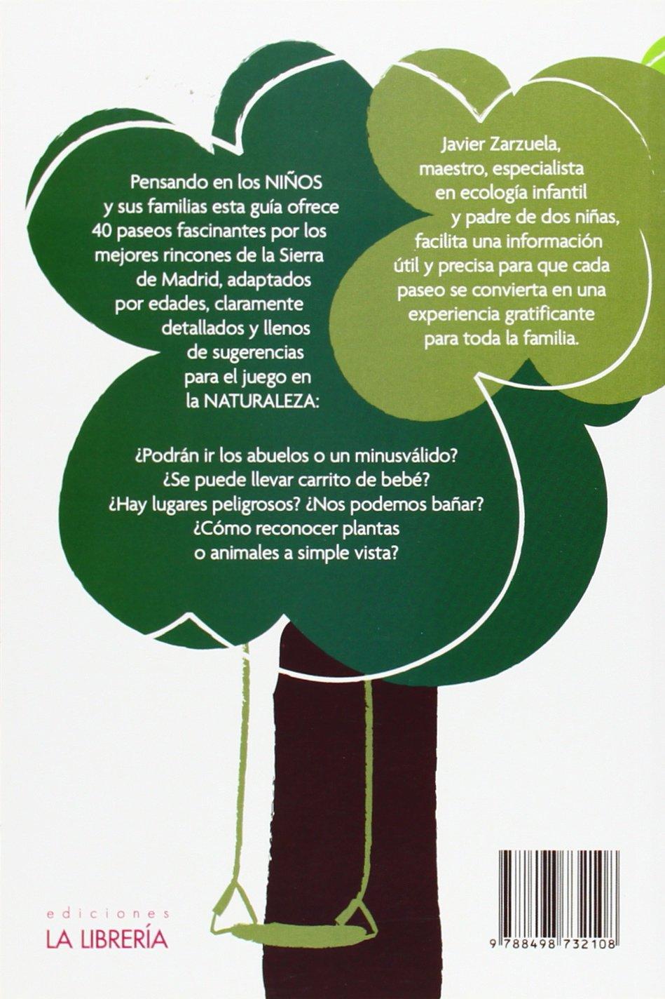 Excursiones para niños por la sierra de Madrid: Javier Zarzuela Aragón: 9788498732108: Amazon.com: Books