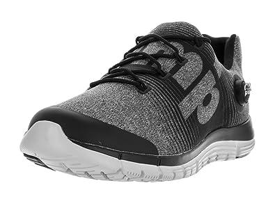 Herren Reebok ZPump Fusion Urban Running Schuhe Grau