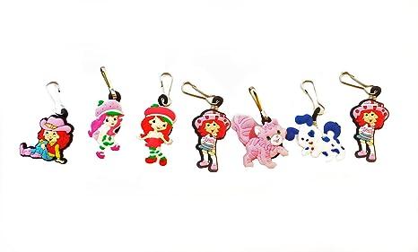 AVIRGO 7 piezas Zipper Pull Cremalleras Set # Adornos para Cazadoras Bolsas Cremalleras Set # 101