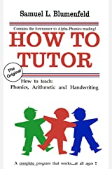 How to Tutor Kindle Edition