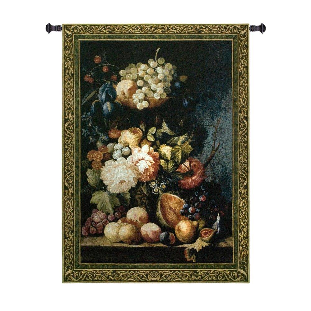 Fine Art Tapestries Fruit Medley Wall Tapestry B00112TSBI