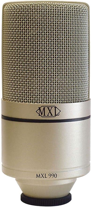 MXL 990 Micrófono de condensador