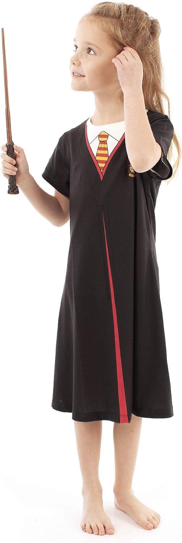 Harry Potter Gryffondor Cape Black Costume Filles Cosplay Dress Enfants