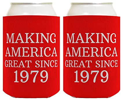 Birthday Gifts For 40th Making America Great Since 1979 Gag