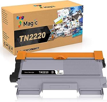 7magic Tn2220 Tn2210 Compatible Toner For Brother Tn2220 Tn2210 For Brother Mfc 7360n Mfc 7360 Mfc 7460dn Dcp 7055 Dcp 7055w Dcp 7070dw Dcp 7065dn Hl 2240 Hl 2250dn Fax 2840 Bürobedarf Schreibwaren