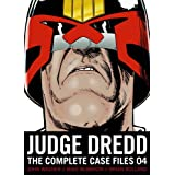 Judge Dredd 4: The Complete Case Files (Judge Dredd: The Complete Case Files)