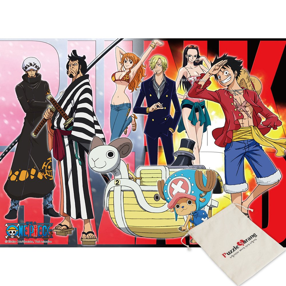 【第1位獲得!】 Haksan One One Piece A新しいEncounter – Oda – Eiichiro A新しいEncounter – 500ピースジグソーパズル[ポーチ付き] B07CBN5G8M, 神埼町:e521792e --- a0267596.xsph.ru