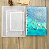 3 Pcs/Set Notebook Silicone Molds, Notebook Mold