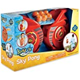 Kidoozie Sky Pong Ball Launchers with 2 Launchers and 6 Foam Balls