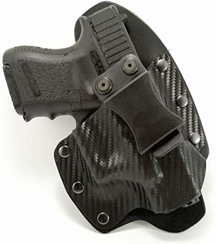 NT Hybrid Black Carbon Fiber Kydex and Leather