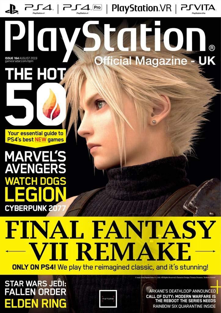d8291993696f97 PlayStation Official Magazine - UK: Amazon.co.uk: Kindle Store