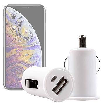 DURAGADGET - Cargador Coche/Muro Portátil para Apple iPhone ...