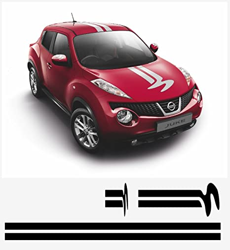 Nissan Juke Nismo Motorsport komplet Set V2 (), color blanco