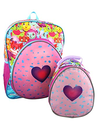 1cf1d4875848 Hatchimals Girls Backpack and Lunch Box School Set (One Size, Pink)