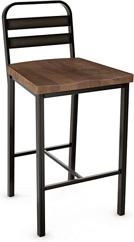 Amisco Accord Metal Counter Stool
