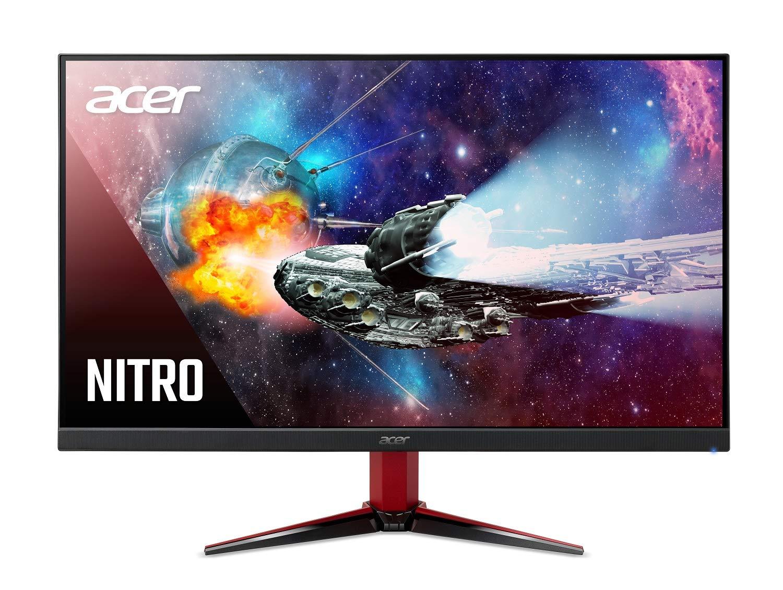 Acer Nitro VG271 Pbmiipx 27'' Full HD (1920 x 1080) IPS Monitor with AMD Radeon FREESYNC Technology, 144Hz, VESA Certified DisplayHDR400, (2 x HDMI 2.0 Ports & 1 x Display Port)