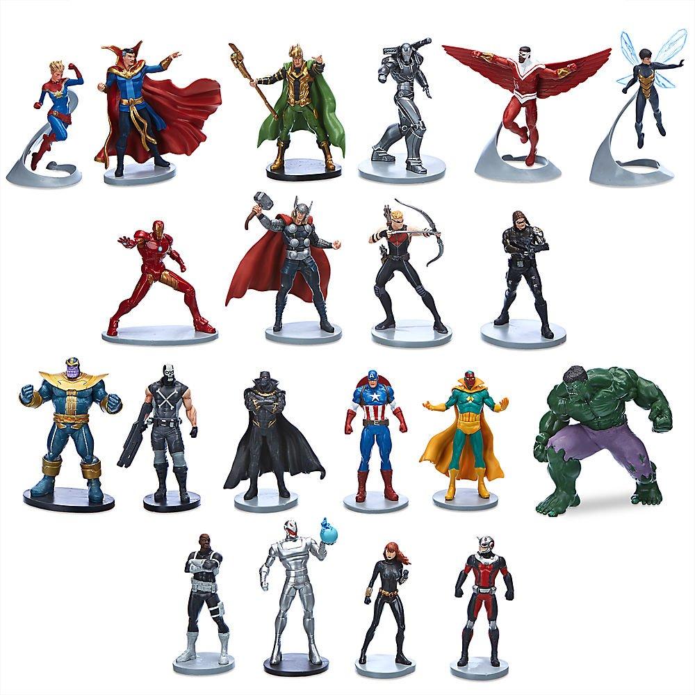 Disney Marvel Avengers Mega Figurine Set 461071519264