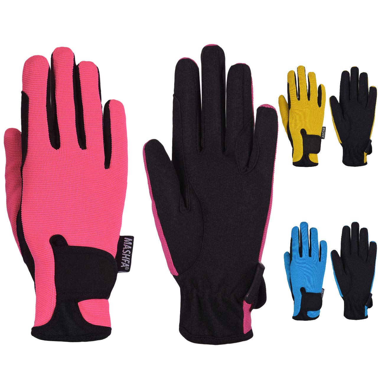 Best Rated in Equestrian Riding Gloves & Helpful Customer