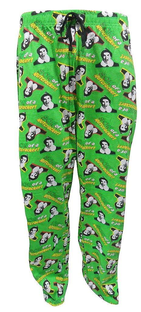 b765acabae Mens Christmas Buddy Elf Son of a Nutcracker Lounge Pants Pyjama Bottoms  sizes S M L XL