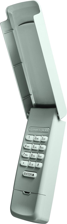 Chamberlain/LiftMaster/Craftsman 940EV-P2 Garage Door Opener Keyless Entry Keypad, Security +2.0 Compatible - Garage Door Remote Controls -