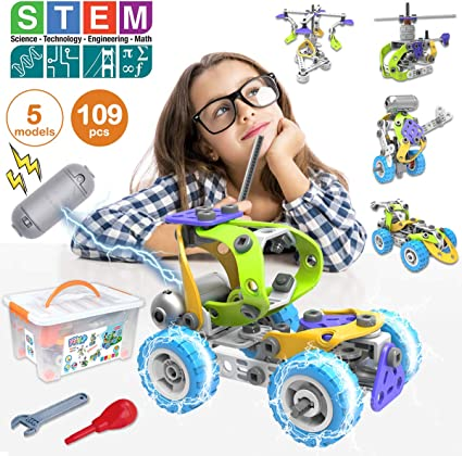 Toys For Girls Robot Kids Toddler 3 4 5 6 7 8 Year Old Age Cool Toy Gift