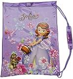 Disney Sofia-Sac Enfant de Sport Motif de la princesse Sophie, couleur lilas