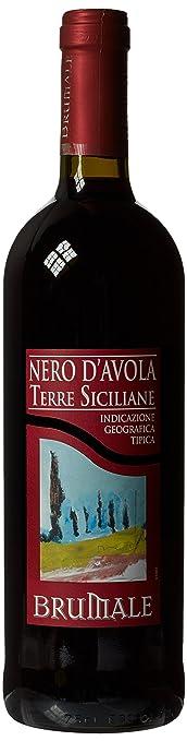 3 opinioni per Brumale Vino Nero D'Avola Igt Ml.750