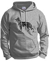 German Shepherd Word Art Dog Puppy Owner Gift Hoodie Sweatshirt