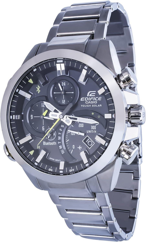 Casio Montre Homme Chronographe Quartz avec Bracelet en  7o4ti